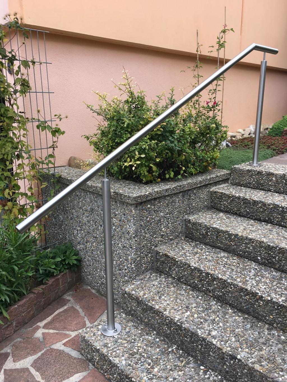 handlauf treppe außen